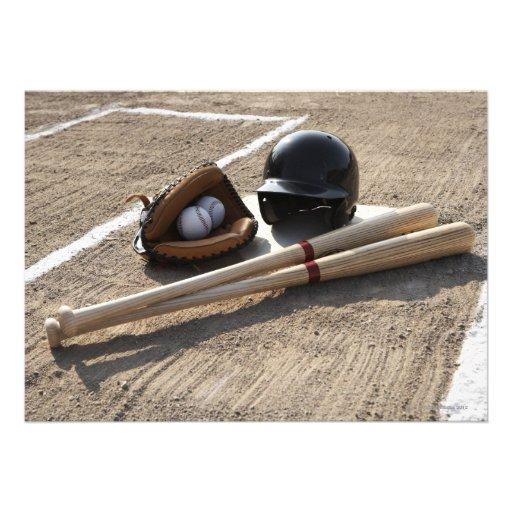 Guante de béisbol comunicado personalizado