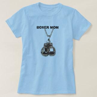 guantes de boxeo, MAMÁ del BOXEADOR Camiseta