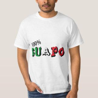 Guapo 100% camiseta