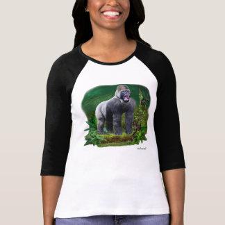 Guarda de la selva tropical camiseta
