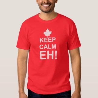 ¡Guarde el EH tranquilo! Camisas