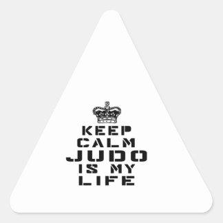 Guarde el judo tranquilo es mi vida