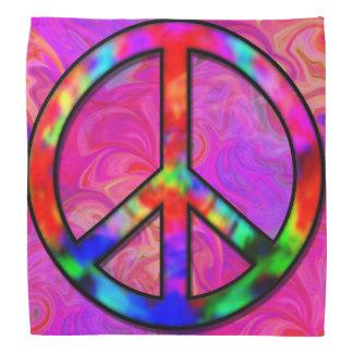 Guarde el pañuelo de la paz