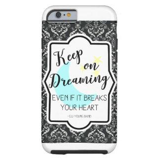 Guarde en el sueño del caso de iPhone6/6s Funda Resistente iPhone 6