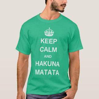 Camisetas Keep Calm en Zazzle
