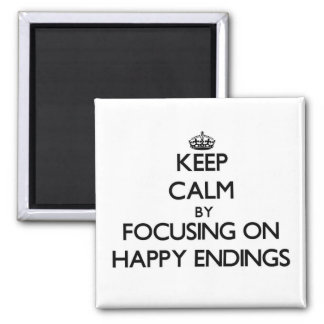 Guarde la calma centrándose en CONCLUSIONES FELICE