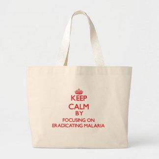 Guarde la calma centrándose en la supresión de bolsas