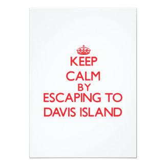 Guarde la calma escapándose a la isla la Florida Comunicado Personal