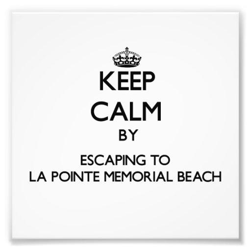 Guarde la calma escapándose a la playa del monumen foto
