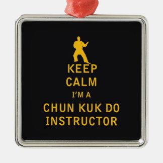 Guarde la calma que soy un Chun Kuk hago al Adorno Para Reyes