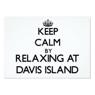 Guarde la calma relajándose en la isla la Florida Anuncios Personalizados