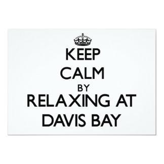 Guarde la calma relajándose en las Islas Vírgenes Comunicado Personalizado
