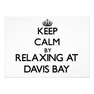 Guarde la calma relajándose en las Islas Vírgenes