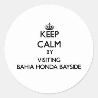 Guarde la calma visitando Bahía Honda Bayside la F