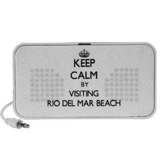 Guarde la calma visitando la playa California de R