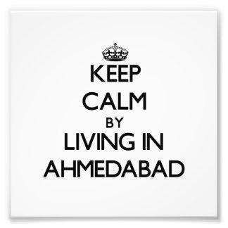 Guarde la calma viviendo en Ahmadabad