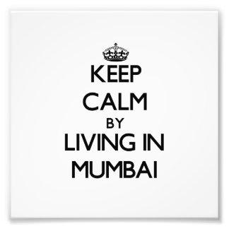 Guarde la calma viviendo en Bombay