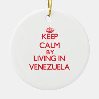 Guarde la calma viviendo en Venezuela
