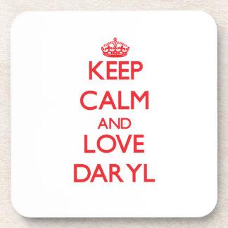 Guarde la calma y ame Daryl Posavaso