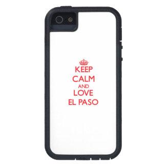 Guarde la calma y ame El Paso