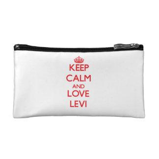 Guarde la calma y ame Levi