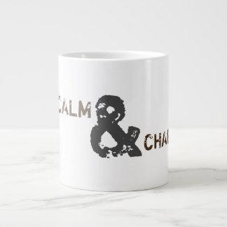 Guarde la calma y Chaga en la taza