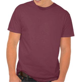 Guarde la calma y el curry en la oscuridad camiseta