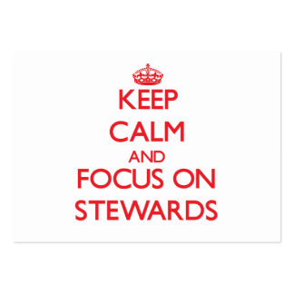 Guarde la calma y el foco en administradores