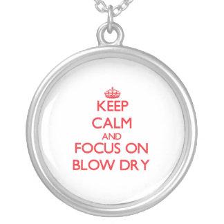 Guarde la calma y el foco en brushing