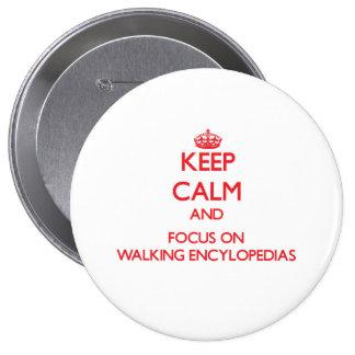 Guarde la calma y el foco en ENCYLOPEDIAS QUE