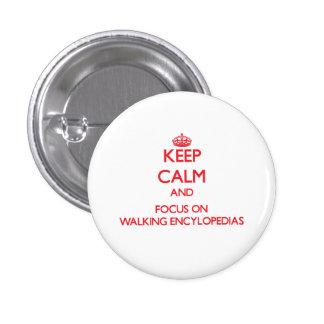Guarde la calma y el foco en ENCYLOPEDIAS QUE Pins