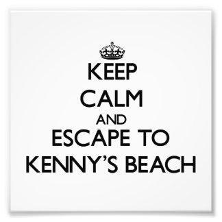 Guarde la calma y escápese a la playa Nueva York Foto