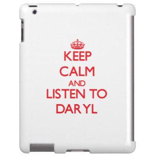 Guarde la calma y escuche Daryl