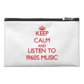 Guarde la calma y escuche la MÚSICA de los años 60