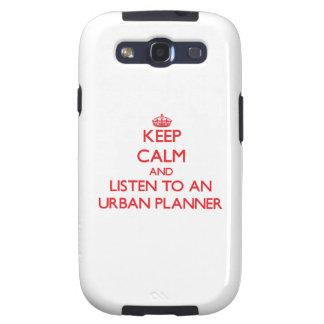Guarde la calma y escuche un planificador urbano samsung galaxy s3 coberturas