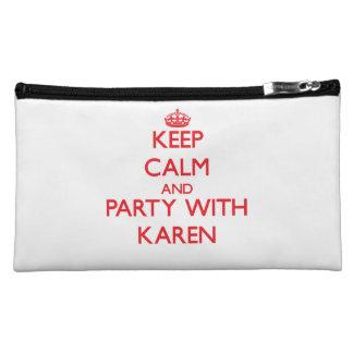 Guarde la calma y vaya de fiesta con Karen