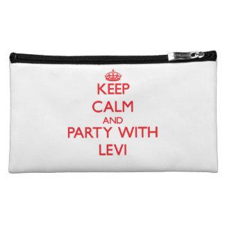 Guarde la calma y vaya de fiesta con Levi