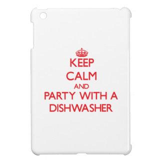 Guarde la calma y vaya de fiesta con un lavaplatos