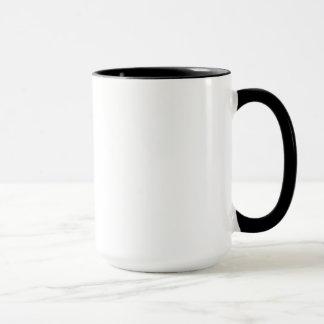 Guarde la taza de café tranquila y de vuelta del
