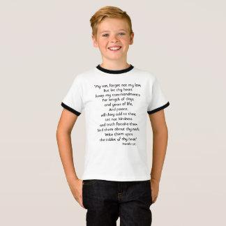 Guarde mis comandos - camiseta