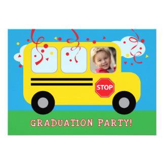 Guardería o foto Invitat de la graduación del pree Anuncio Personalizado