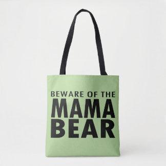 Guárdese de la bolsa de asas de mamá Bear (el