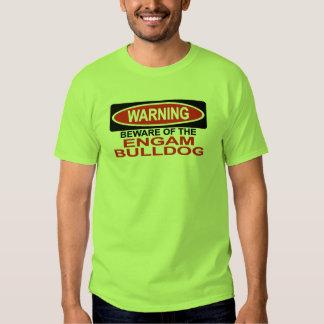 Guárdese del dogo de Engam Camiseta