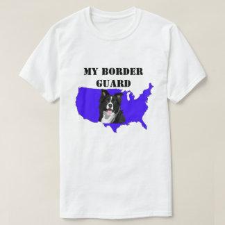 """Guardia de la """"frontera"""" camiseta"""
