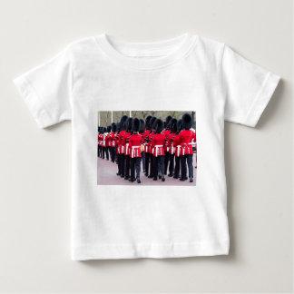 Guardias del granadero camiseta de bebé