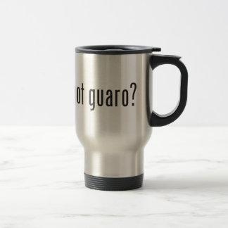 Guaro conseguido taza