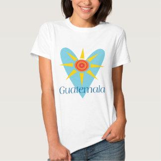 ¡Guatemala es mi corazón! Camisetas