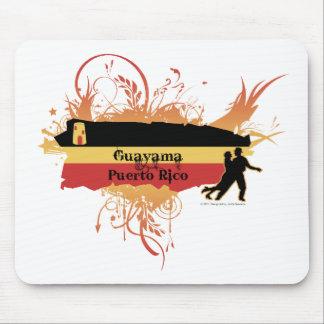 Guayama - Puerto Rico Alfombrilla De Ratón