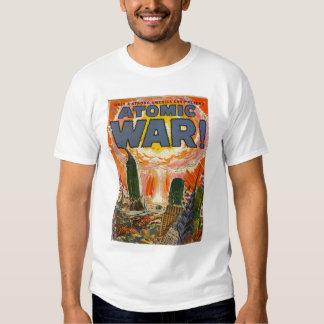 Guerra atómica 01 camiseta