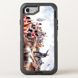 Guerra de ABH de 1812 Funda OtterBox Defender Para iPhone 8/7